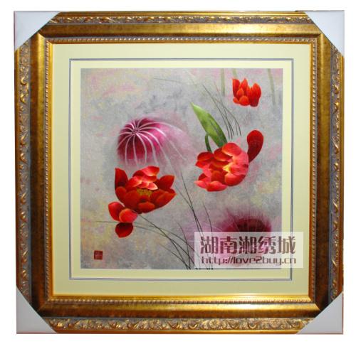 《油画花卉系列·之一》