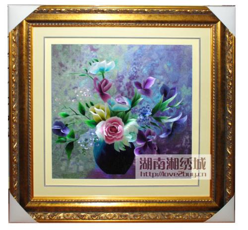 《油画花卉系列·之二》