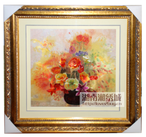 《油画花卉系列·之三》