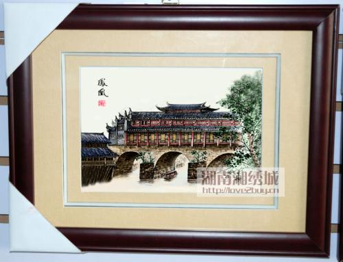 《新潇湘八景——凤凰古城》